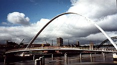 The Millenium Bridge